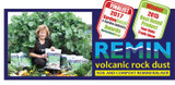 REMIN volcanic rock dust TESTIMONIAL COMPETITION