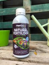 Plantgrow Natural Fertiliser