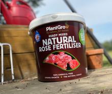 Natural Rose Fertliser (10 Ltrs)
