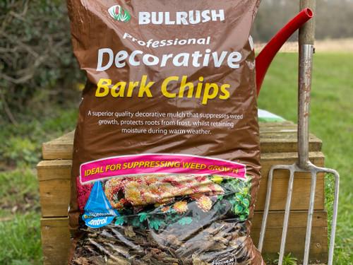 Decorative Bark  (70Ltr)