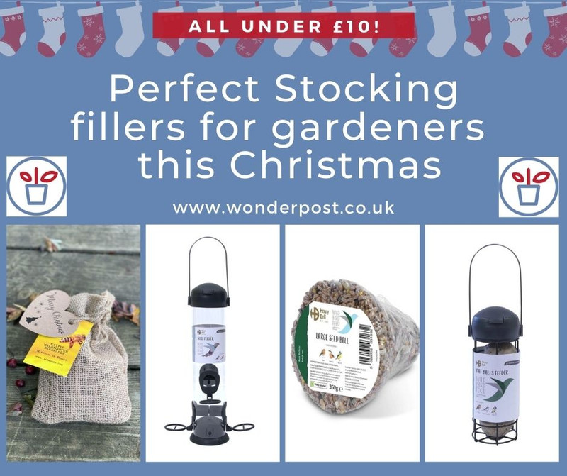 Perfect stocking fillers for gardeners this Xmas