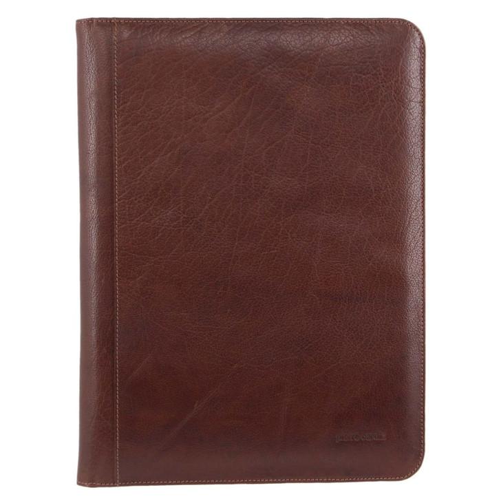 Pierre Cardin Italian Structured Leather Compendium (PC3062)