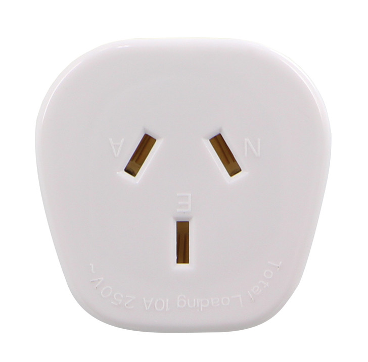 Lewis N Clark Travel Adapter - Europe/Asia (LCE619) -