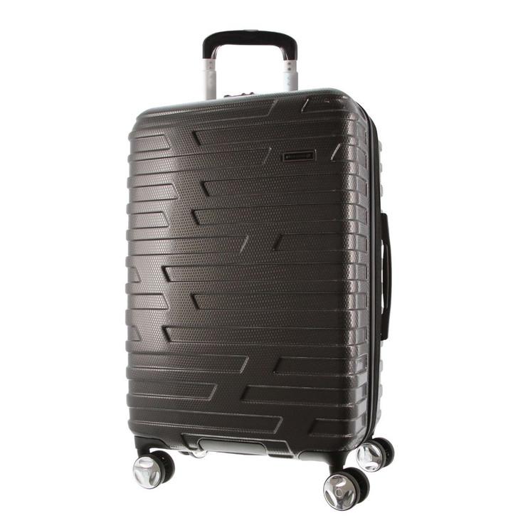Pierre Cardin Hard Shell Cabin Case in Grey (PC3068)