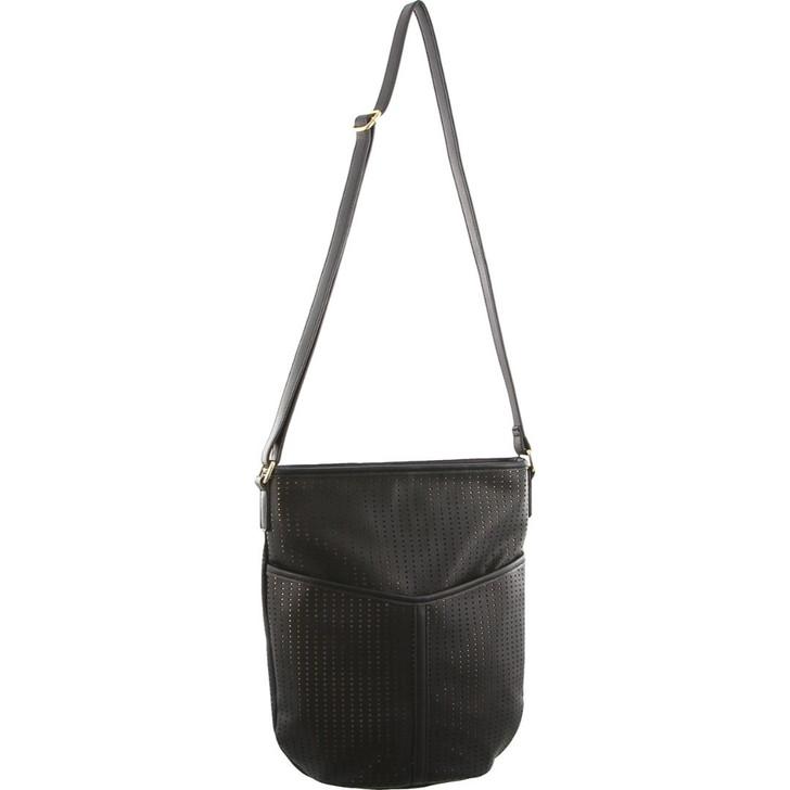Milleni Ladies Fashion Cross-Body Bag in Black (PV2152)