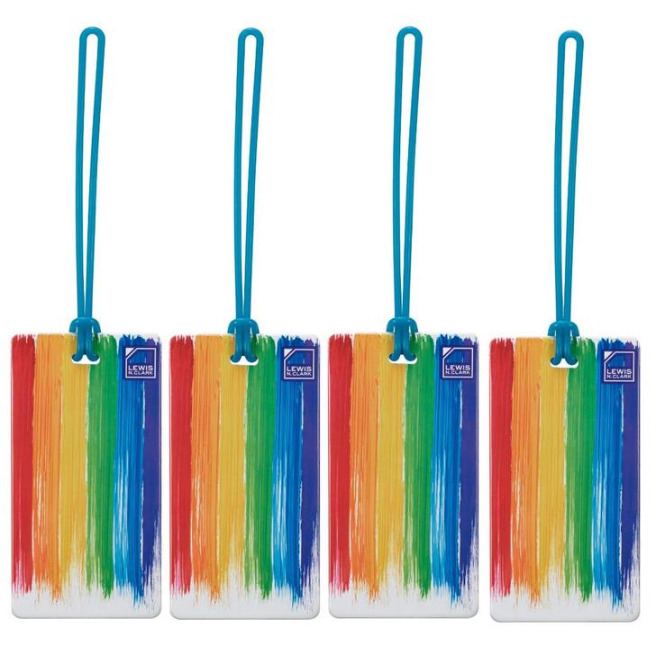 Luggage Tag | Rainbow (LC7617)