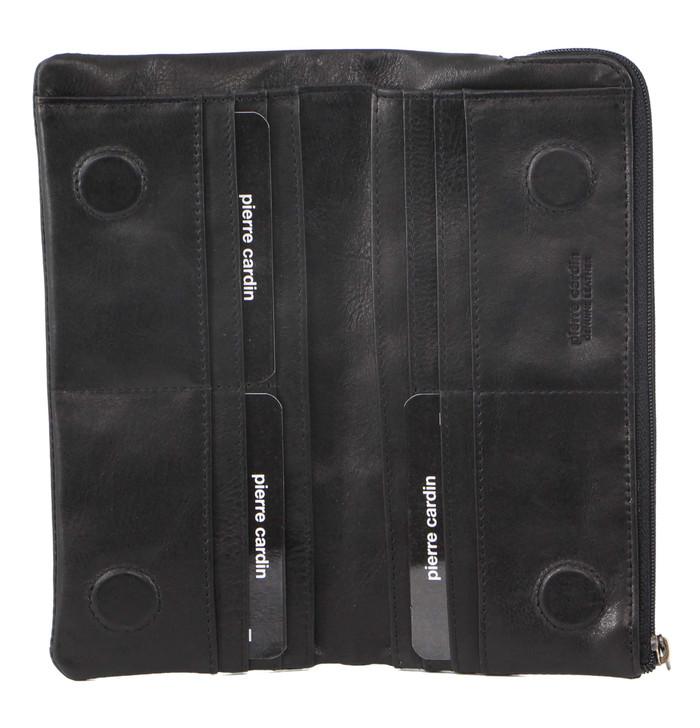 Pierre Cardin Rustic Leather Womens Wallet (PC3257)