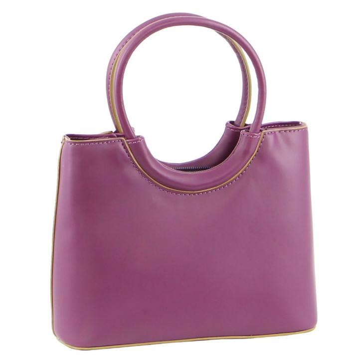 Mini Fashion Bag (MB1060) in Plum