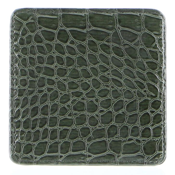 Croc-Embossed Coasters - PACK OF 6 (BM10536)