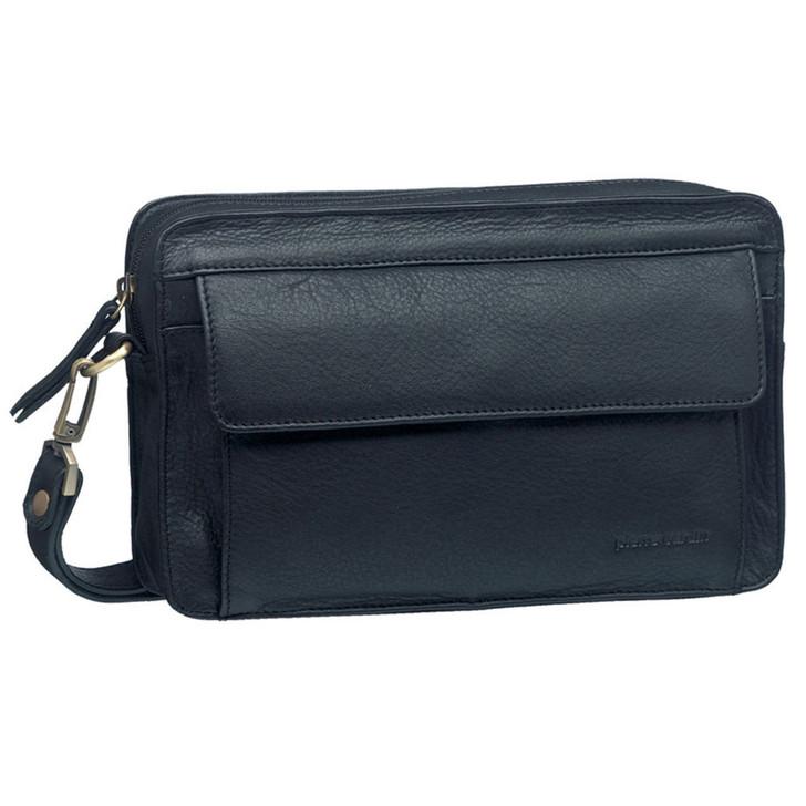 Pierre Cardin Organiser Bag - Black (PC8865)