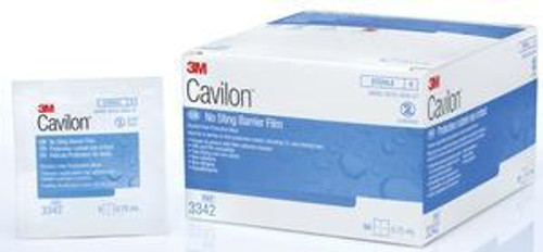 3M-3344 CAVILON NO-STING Barrier FILM WIPES BX/30 (3M-3344) (3M-3344)