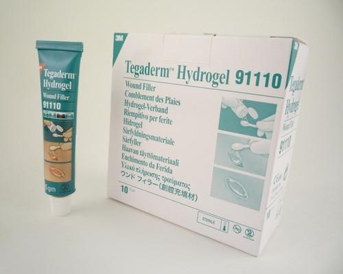 3M Tegaderm Hydrogel Wound Filler 15G BX/10 3M-91110
