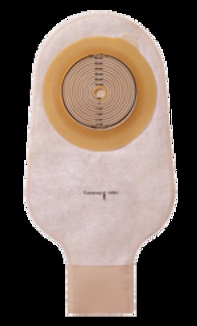 "ASSURA 1-PIECE CONVEX Transparent Urostomy Pouch, PRE-CUT 3/4"" (18mm) BX/10 (COL-12992)"