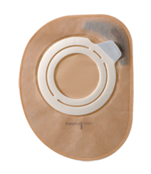 """EASIFLEX OPAQUE CLOSED Pouch, FLANGE SIZE 1 9/19"""" (40mm) BX/30 (COL-14331) (Coloplast 14331"""