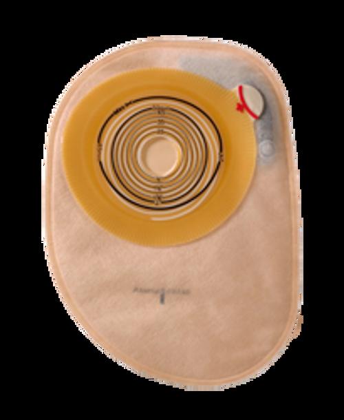 "Coloplast 14454 ASSURA 1-PIECE CONVEX LIGHT OPAQUE CLOSED Pouch, PRE-CUT 1 1/4"" (31mm) BX/10 (COL-14454)"
