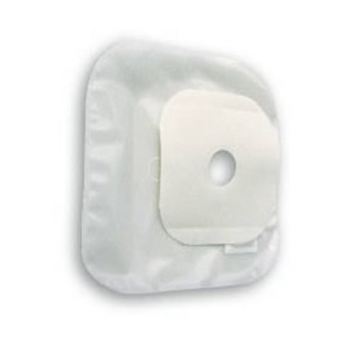 """Hollister 3149 CLOSED MINI-POUCH 7"""" PRE-SIZED TRANSPARENT 44MM 1-3/4"""" STOMA BX/30"""