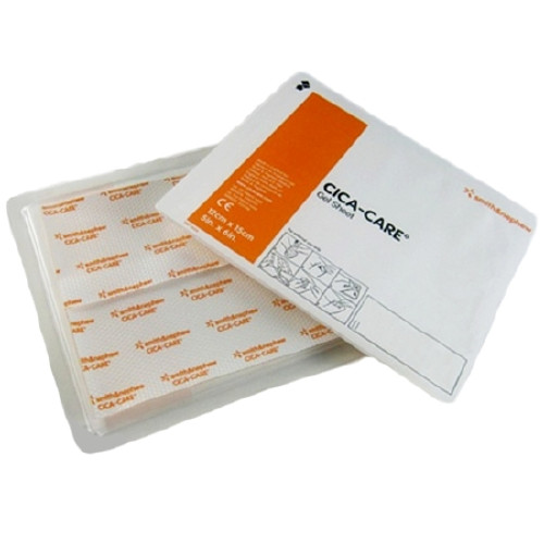 CICA-CARE GEL SHEET, SIZE 12CM X 15CM BX/1 (SN-66250706) (SN-66250706)