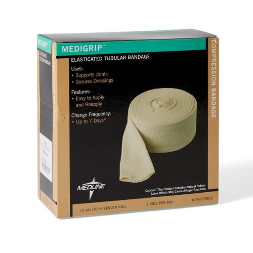 Medline MSC9505 Medigrip Elastic Tubular Bandages,SIZE F BX 1/BX
