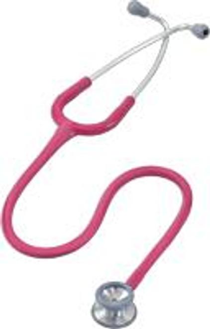 "3M-2122 Stethoscope LITMANN CLASSIC II PEDIATRIC DUAL HEAD 28"" RASPBERRY (3M-2122)"