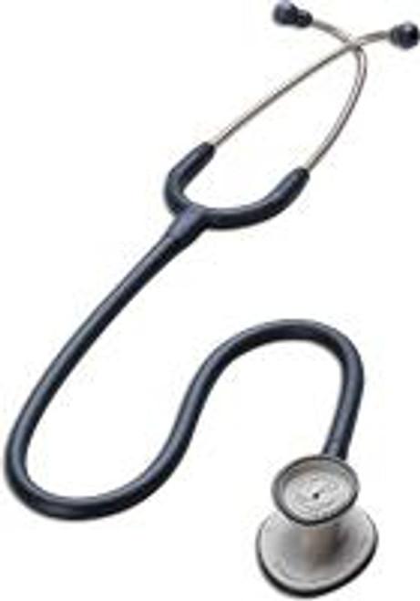 """3M-2450E Stethoscope BLACK LIGHTWGT 28"""""""