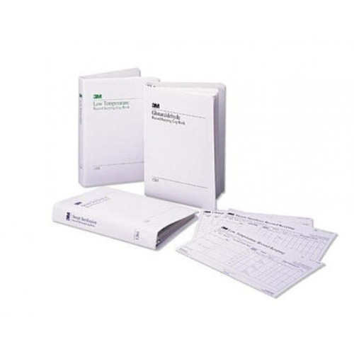 3M-67201 RECORD CARDS FOR STERLIZER WITH CARDBOARD BOX BX/250