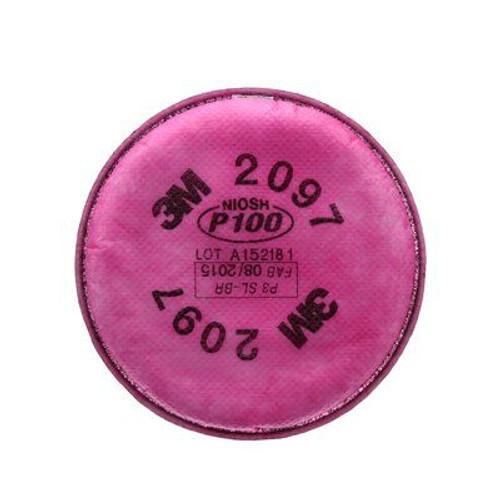 3M-7093 FILTER P100 FOR HALF FACEPIECE, Case of 60