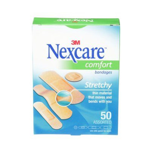 3M CS201 Nexcare Comfort Assorted Plastic
