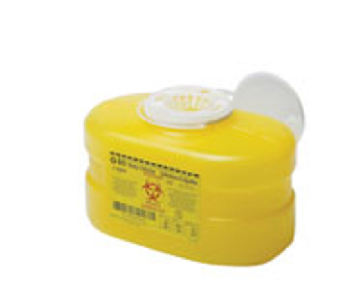 BD-300466 (CS/24) Collector SHARPS 3.1ltr 1 PCE YLW NDL REM SLOT