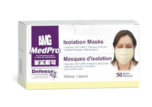 AMG 018-230 MedPro Mask Earloop Paper