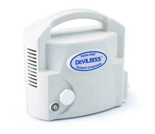 Nebulizer compressor Pulmo-aide compact (488-3655D)