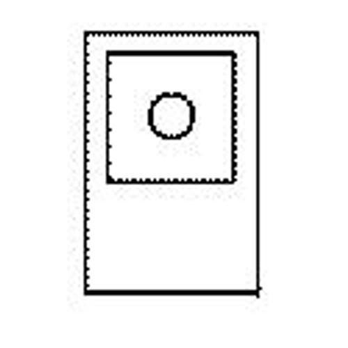 Bard 960003 Pouch COLOSTOMY #3 REG. BX/10