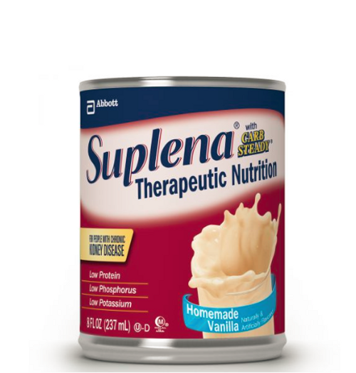 Nestle 62088825 SUPLENA SUPPLEMENT 235ml, CS/24