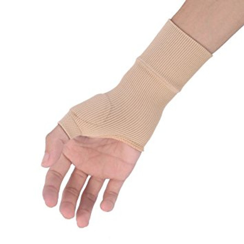 BSN-533505CA PR/1 THERALL ARTHRITIS PAIN RELIEF SUPPORT, GLOVES, MD, BEIGE