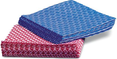 "Medline NON260500 Disposable Washcloth Disposamed 12"" x 13.25 50/Bag (10 Bags) 500/Case"