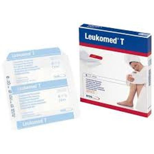 BSN-7238214 LEUKOMED T PLUS WATERPROOF ADHERENT TRANSPARENT STERILE DRESSING W/ABS PAD 10CM X 20CM (HOSPITAL PACK)
