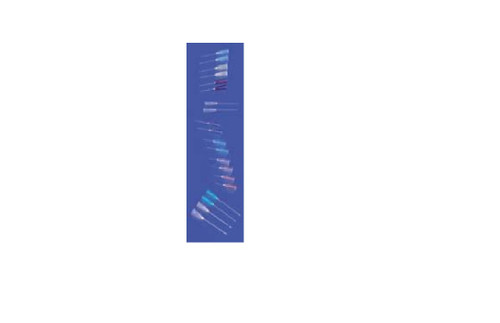 """BD 305166 PRECISIONGLIDE Needle STERILE CONVENTIONAL, Green Regular Wall 21G x 32mm (1.25""""), 100/box"""