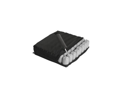 "Drive Medical 8047-18 Balanced Aire Adjustable Cushion, 18"" x 4"""