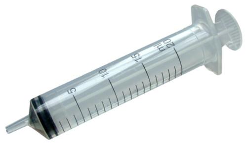 BD 302831 SYRINGE HYPODERMIC PLASTIC 20CC LUER SLIP TIP STERILE BX/48