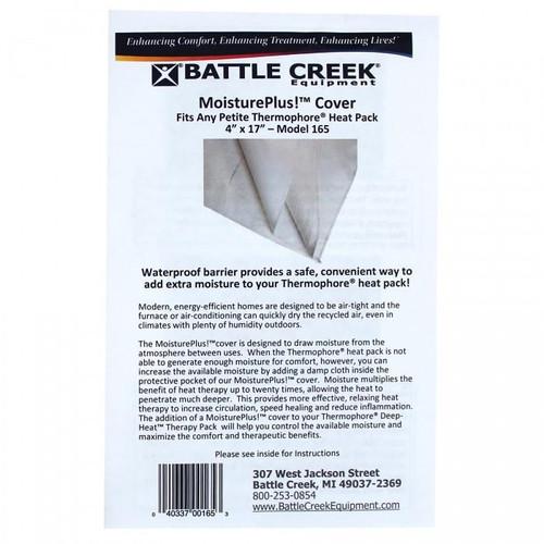 "Battle Creek 165 MOISTURE-PLUS COVER PETITE/4"" X 17"" (Battle Creek 165)"