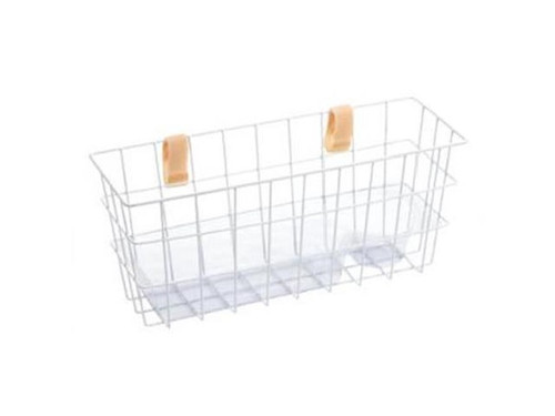 "Carex A82500 WALKER BASKET W/ TRAY 16"" X 6"" X 7"" (NON-RETURNABLE)"