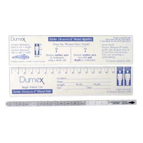 DUP 59901 BX/100 MEASURE-IT WOUND MEASURE KIT