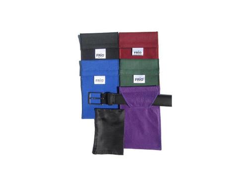 FRIO 1130MINIBK FRIO DUO INSULIN COOLING CASE (COLORS: RED, BLUE, BURGUNDY, GREEN, BLACK, PURPLE) (FRIO 1130MINIBK)