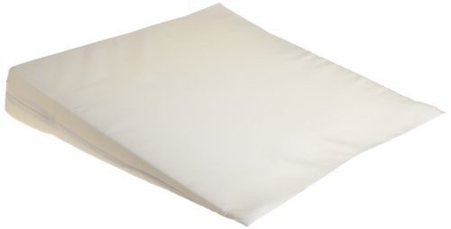 """HRM FW4050 CS/12 BED WEDGE WITH COVER WHITE 24"""" x 24"""" x 4 1/2"""" ( NON RETURNABLE ) (HRM FW4050)"""