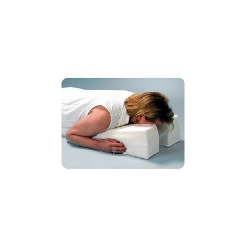 """HRM MJ1420 FACE DOWN PILLOW, SIZE SMALL 17"""" X 14"""" X 6"""" (HRM MJ1420)"""