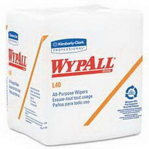 "Kimberly-Clark 05701 (CS18) Wypall L40 Wipers 12.5"" x 13"" PK/56 (Kimberly Clark 05701)"