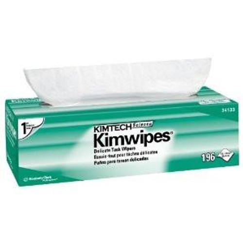 "Kimberly Clark 34133 POP-UP WIPER, WHITE 1-PLY, 12"" X 12"" BX/196 (Kimberly Clark 34133)"