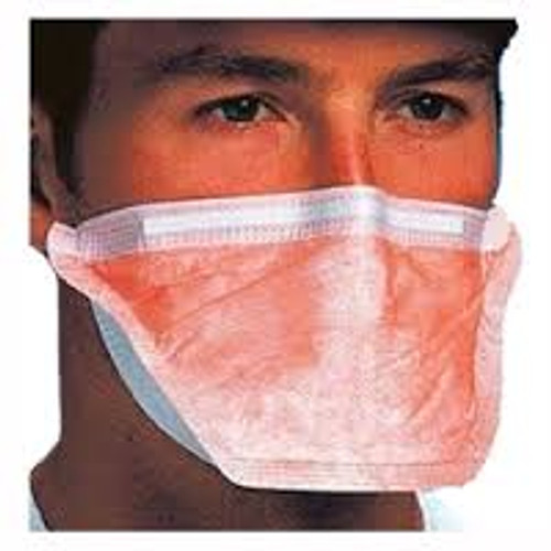 KIMBERLY-CLARK FLUIDSHIELD N95 Particulate Filter Respirator w Surgical Mask, Fluid Protection, Safety Seal Film 35/bx