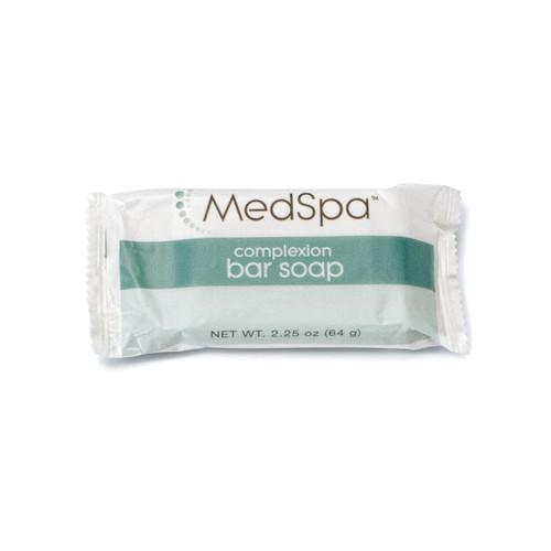 Medline MPH18125 MedSpa Complexion Soap Bar, 2.25oz, MILD CS/200