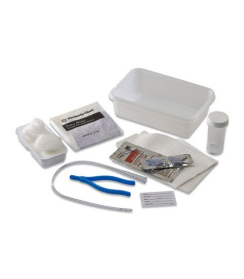 Urethral Catheterization Trays (Open)