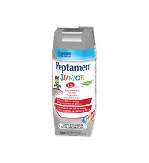 NESTLE 12142283 CS/24 PEPTAMEN JUNIOR 1.5, 250ML
